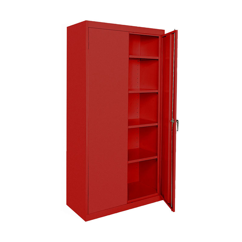 Window Sliding Door Steel Cabinet Security Key Cabinets High Gloss Cabinet