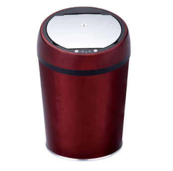 soft closing automatic infrared indoor home trash can