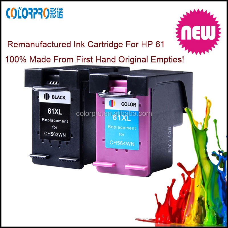 ink cartridges for hp 901 60 61 300 301 121 122 Remanufactured Ink Cartridge