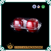recycled plastic fruit container fruit blister packaging in China
