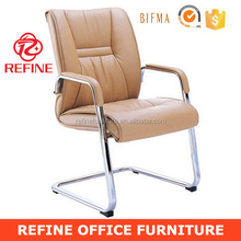 hot comfortable leather ergonomic modern conference room chairs for sale RF-V002