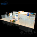 Trade show lights picture build booth trade show exhibition display booth