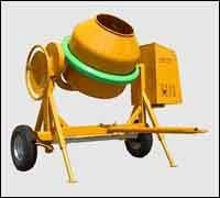 Concrete mixer to tow mod. S360 type S210F Electric motor
