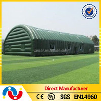 20m large temporary warehouse storage tent used,giant PVC tarpaulin warehouse tent for sale