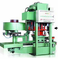 KB125 coloful roof concrete roof tile machine