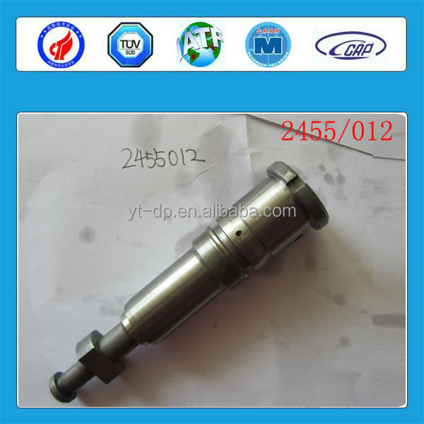 diesel pump plunger P type pump plunger element 2 418 455 012 2455/012 for engine 308Horsepower PE12P120A520LS386