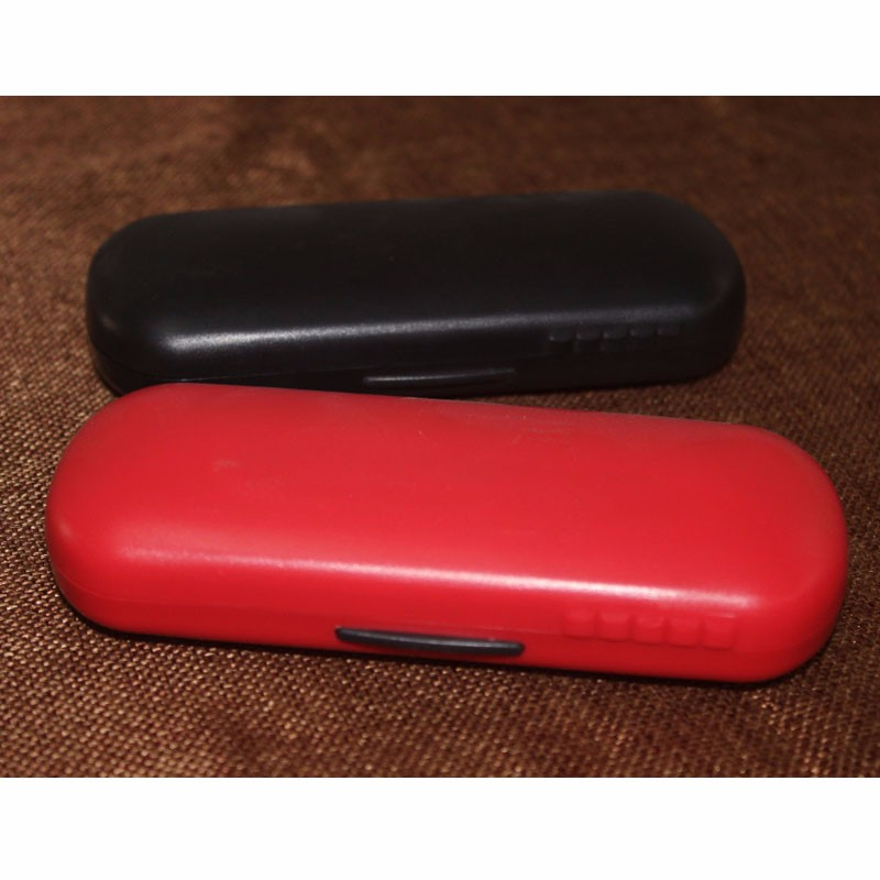 Wholesale Hard Plastic Cheap Colorful Reading Glasses Case For Girls, Promotional Eyeglasses Cases