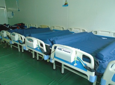Function Testing (Bubble Mattress, Tubular Mattress, Pressure Therapy System)