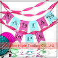 Indoor and Outdoor Bunting Flag Paper Streamer Wedding Party Banners