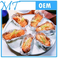 household jumbo roll food container aluminium foil
