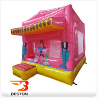 Beston bounce houses, high quality infaltable bouncy jumper China for hot sale