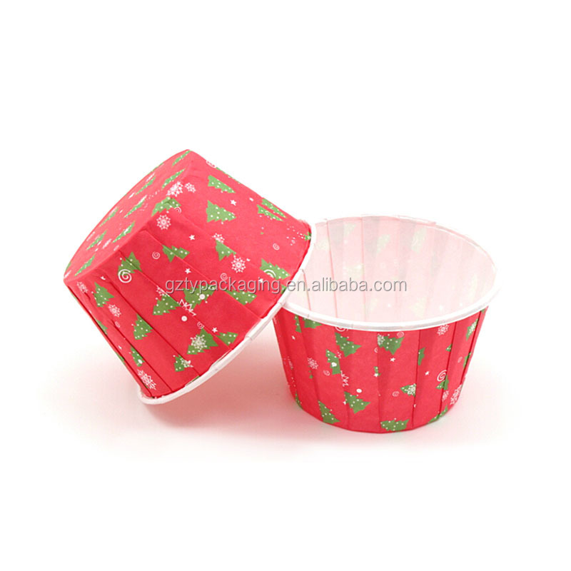 Disposable Baking Cups Paper Souffle Cups Mouth Roll Film Cups
