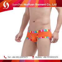 organic cotton men underwear sheer boxer and underwear