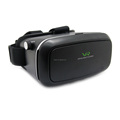 Newest popular with remote bluetooth controller VR BOX cardboard kit 3d virtual reality glasses