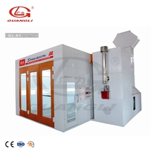 Constant temperature car spraying paint baking booth oven