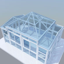 Ex-factory price Sunroom&Glass Houses