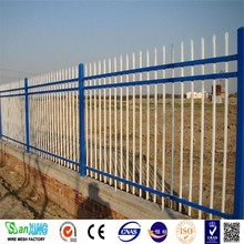 security fence net/ zinc steel fence/ high security fence netting for garden/ community