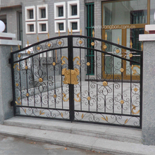 Metal modern philippines gates and fences grill gate design indian house main gate