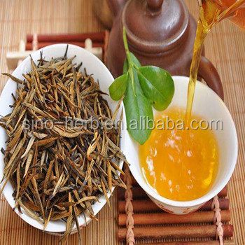 Free Sample Top Quality Chinese Yunnan Golden Bud Black Tea