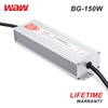 WODE Waterproof IP67 12V 150w Constant Current Mini Led Driver Ic Ul Approved
