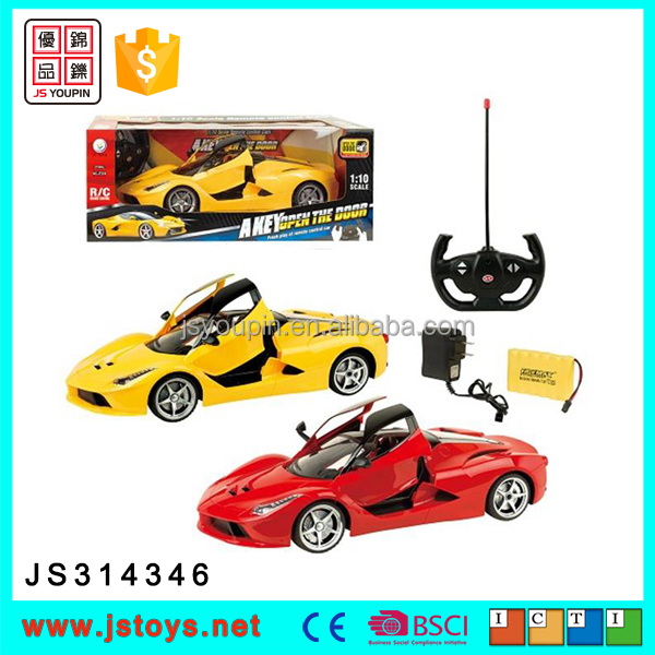 2017 new products 1:10 rc drift car