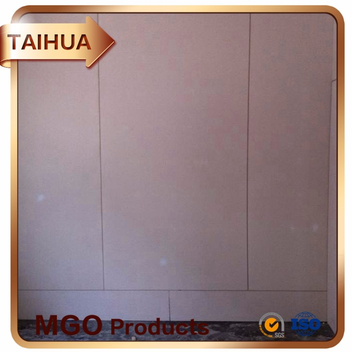 Fire Retardant Material Mgo Board Used For Bathroom Partitions