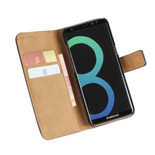 Flip Wallet Leather Case for Samsung Galaxy S8 S3 S4 S5 S6 S7 edge Plus