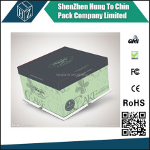 China experienced Nice Festival wedding birthday corrugated paper cake packaging box