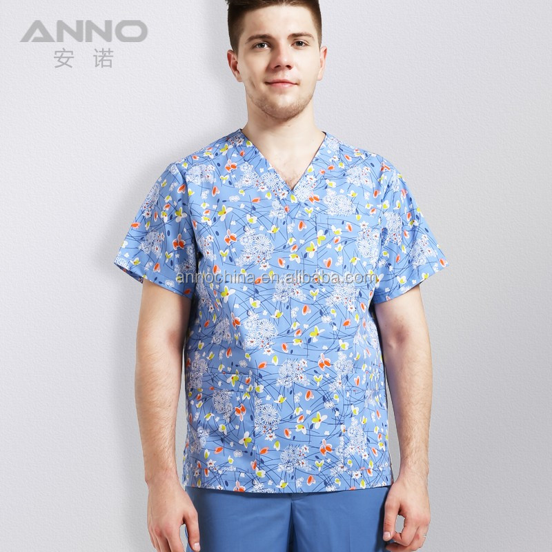 New Prints Scrubs Nursing Uniforms Wholesale