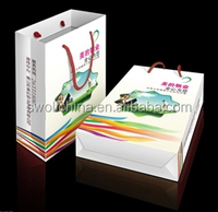 High-grade Custom hand paper bag/ Packaging Bags