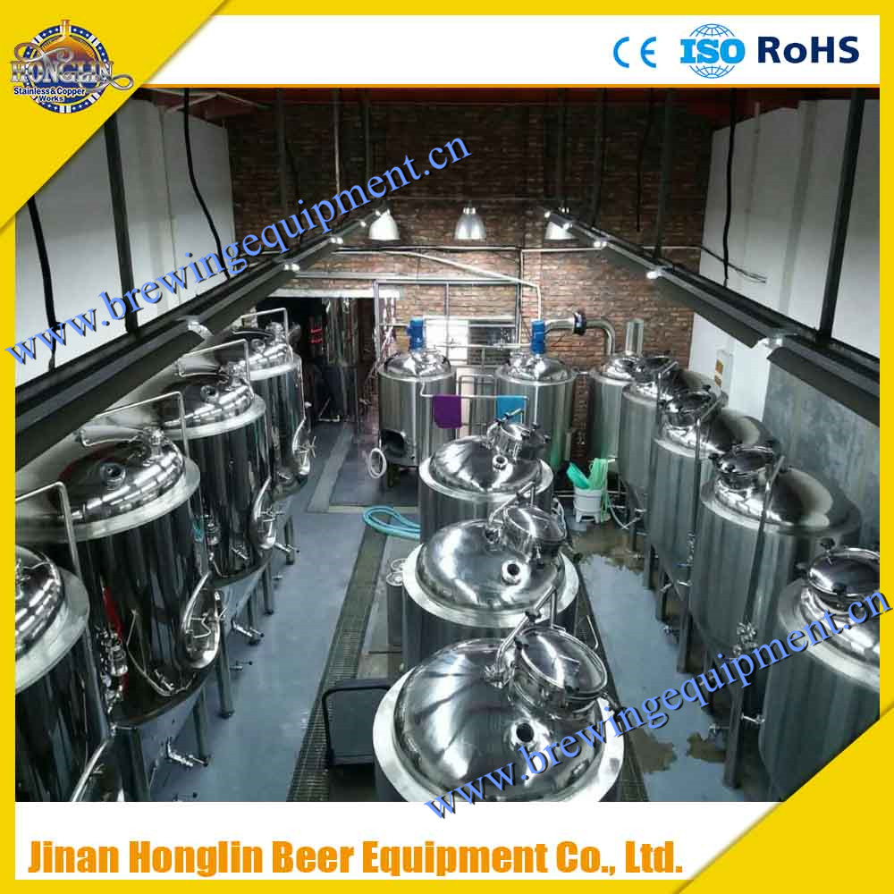 Factory Supply Beer Making Machine/Beer Brewery Machine/Brewery Equipment