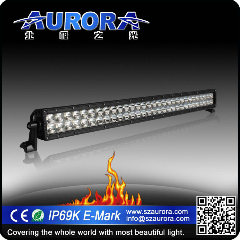 Auto lighting system 30inch 300W dual row off road light bar rear light