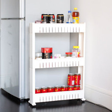 removable small plastic commodity shelf