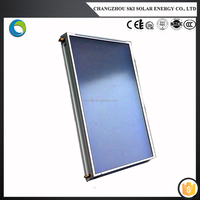 flat-plate type solar collector