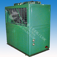 6F40.2 Bitzer Semhermetic compressor Condensing unit for cold room CE