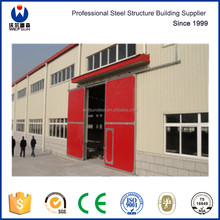 Quickly designed Prefabricated construction/ construction design steel structure pipe shed / poultry shed