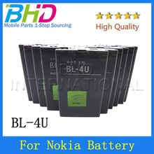 cell phone battery for nokia BL-4U lithium ion battery