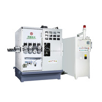 CNC Machines Supplier Automatic Coil Spring making machine