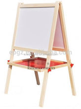 High Quality Magnetic Drawing Board Kid Easel with Magnetic Board Kids Painting Easel for Children Study