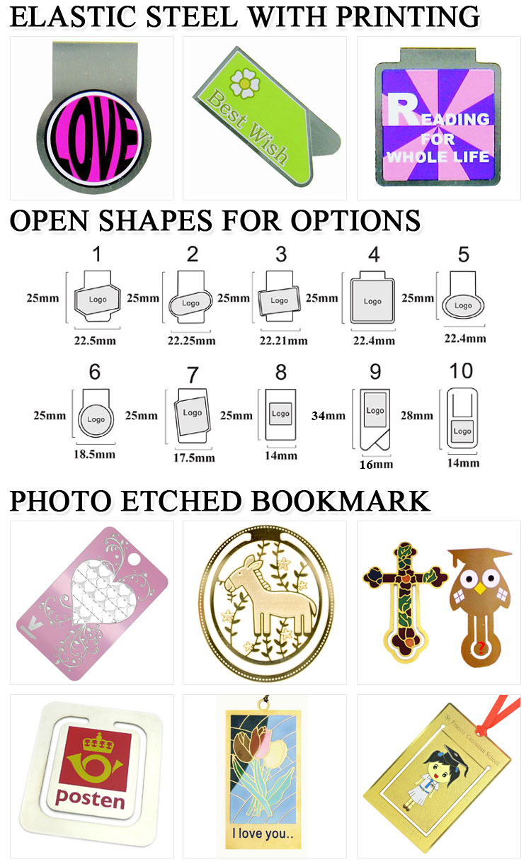 custom made silver plated school kids gift metal ruler bookmark