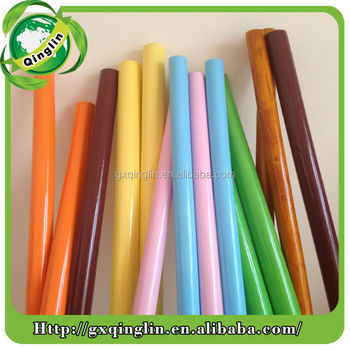 Floor cleaning tools wooden Paint Roller Handles