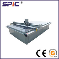 Digital flatbed cutter plotter with servo control