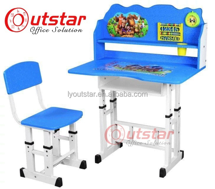 Classroom Furniture School Furniture for Kids Children School Desk and Chair