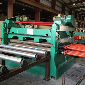 Hot Rolled or Cold Rolled Coil Cut to Length Line 1-6X2000mm