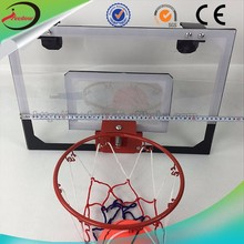 Plastic mini puzzle toy static scan led panel fashion kids basketball board toughen <strong>glass</strong>