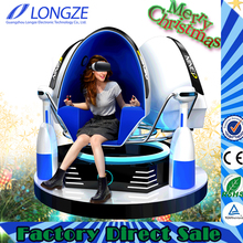 Most Attractive Business 5D 7D Robot Shape Free Movies Game Machine Vr Cine Simulator 9D Cinema