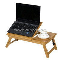 The simple life---folding laptop stand/laptop table(Bamboo)