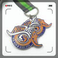 zinc alloy casting sports event medal with your own logo