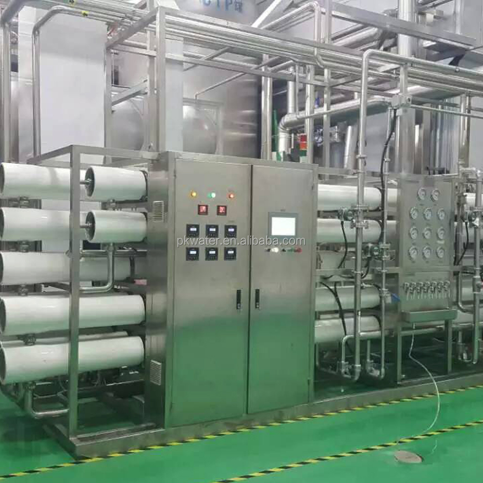 Pengkai Salt Water Treatment Machine Reverse Osmosis Purification System RO Equipment Plant