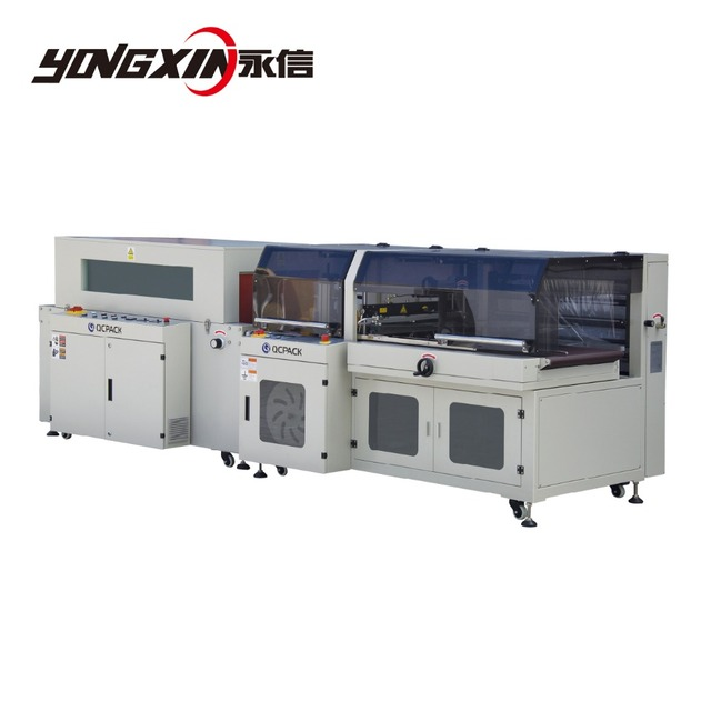 Toothpaste Box Thermal Shrink Film Packing Machine